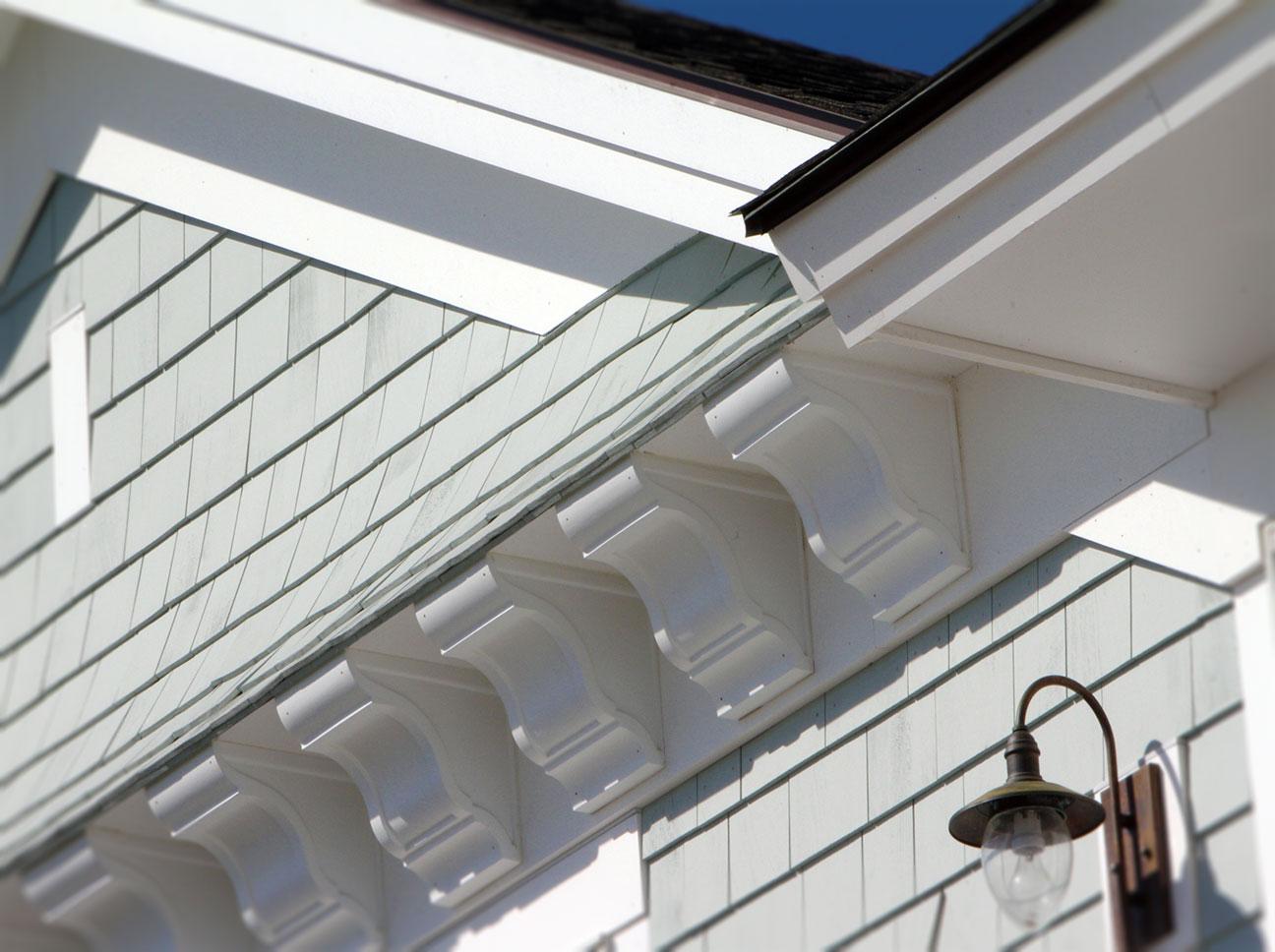 Douston-Millwork-Eaves Detail