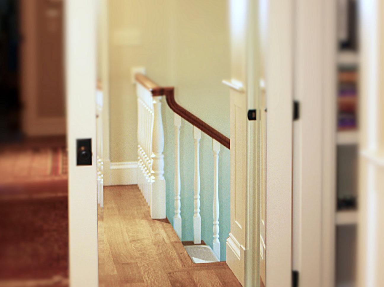 Douston-Millwork-Stairway Reflection