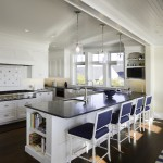 Kitchen at Pine Point, Custom Home Construction in Southern Maine