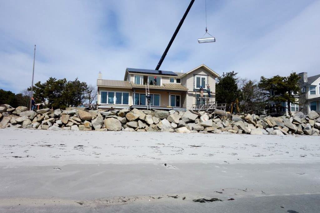 Energy Efficient Goose Rocks Beach Home