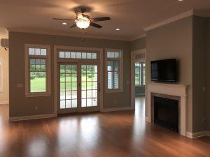 Arundel Residence Interior Living Room