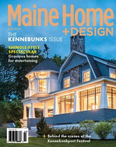 Maine Home + Design The Kennebunks Issue 2016 featuring Douston Construction