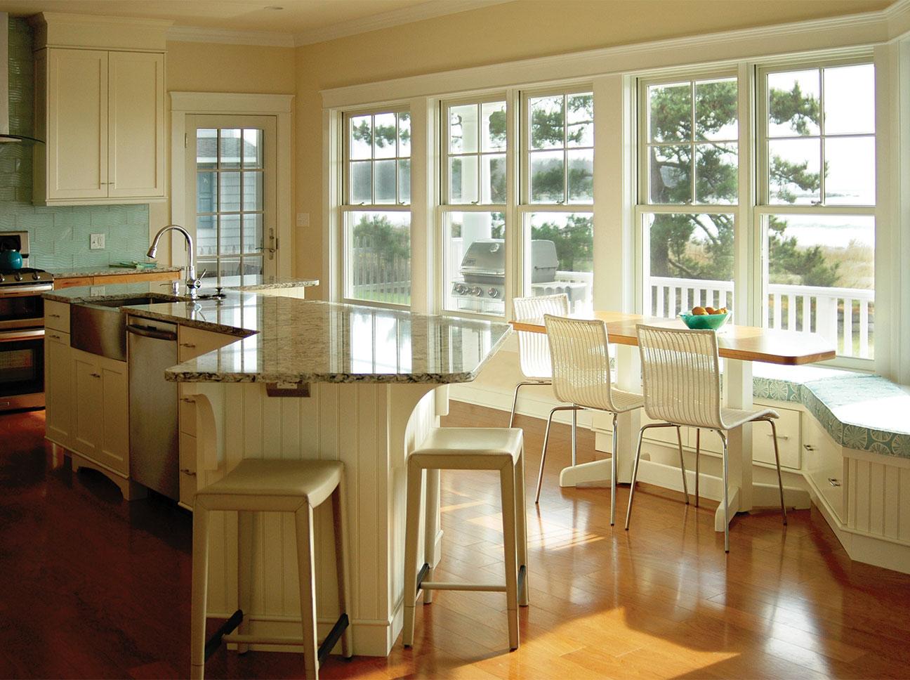 Douston-Kitchens-Kitchen Window Seat