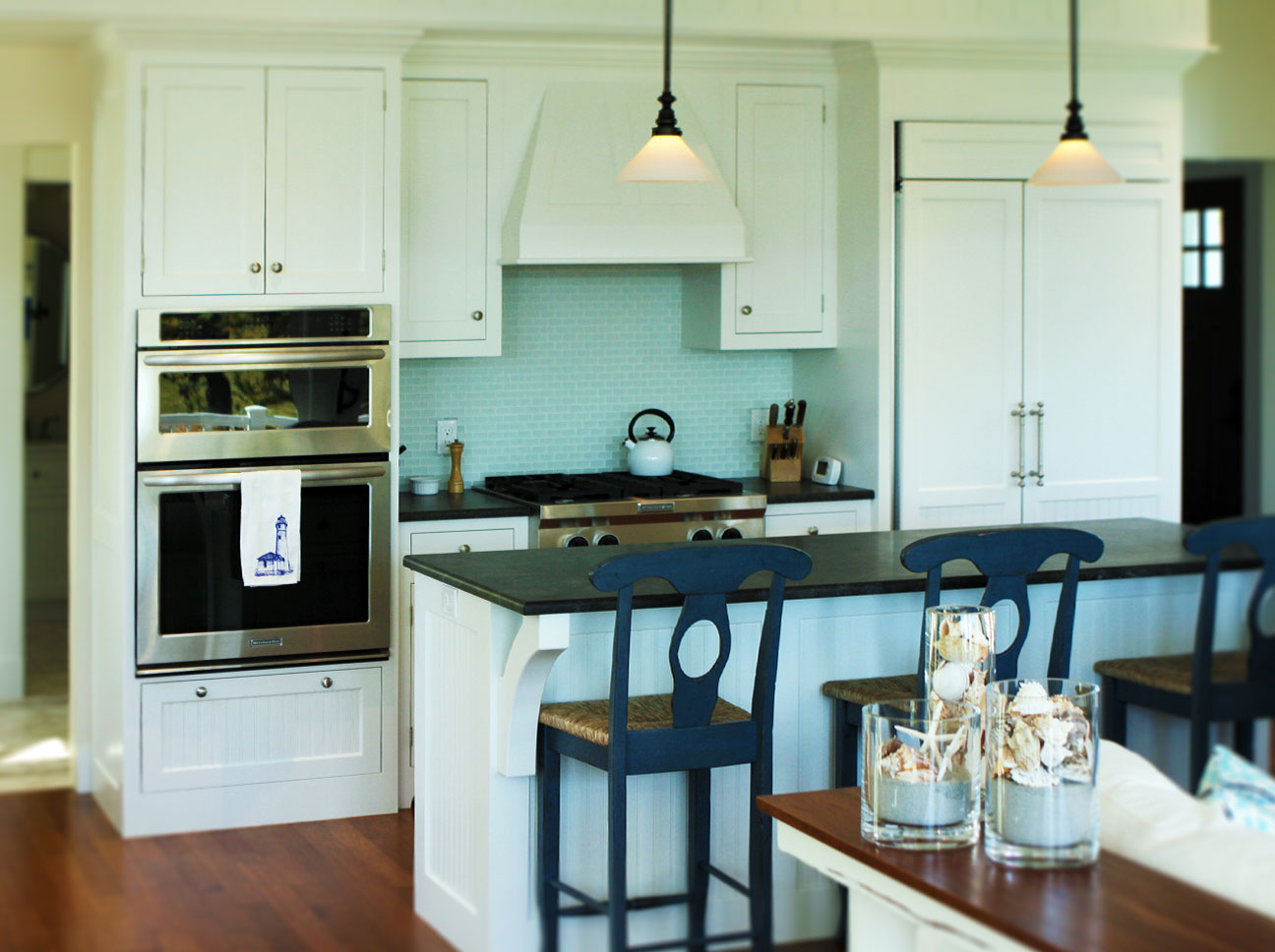 Gallery — Custom Kitchen Construction in Southern Maine | Douston ...