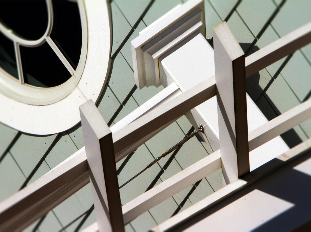 Douston-Millwork-Pergola Detail