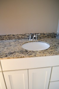 Lexington Condos Bathroom Finishes