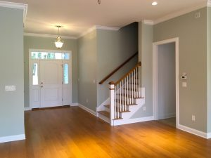 Arundel Residence Interior Entry