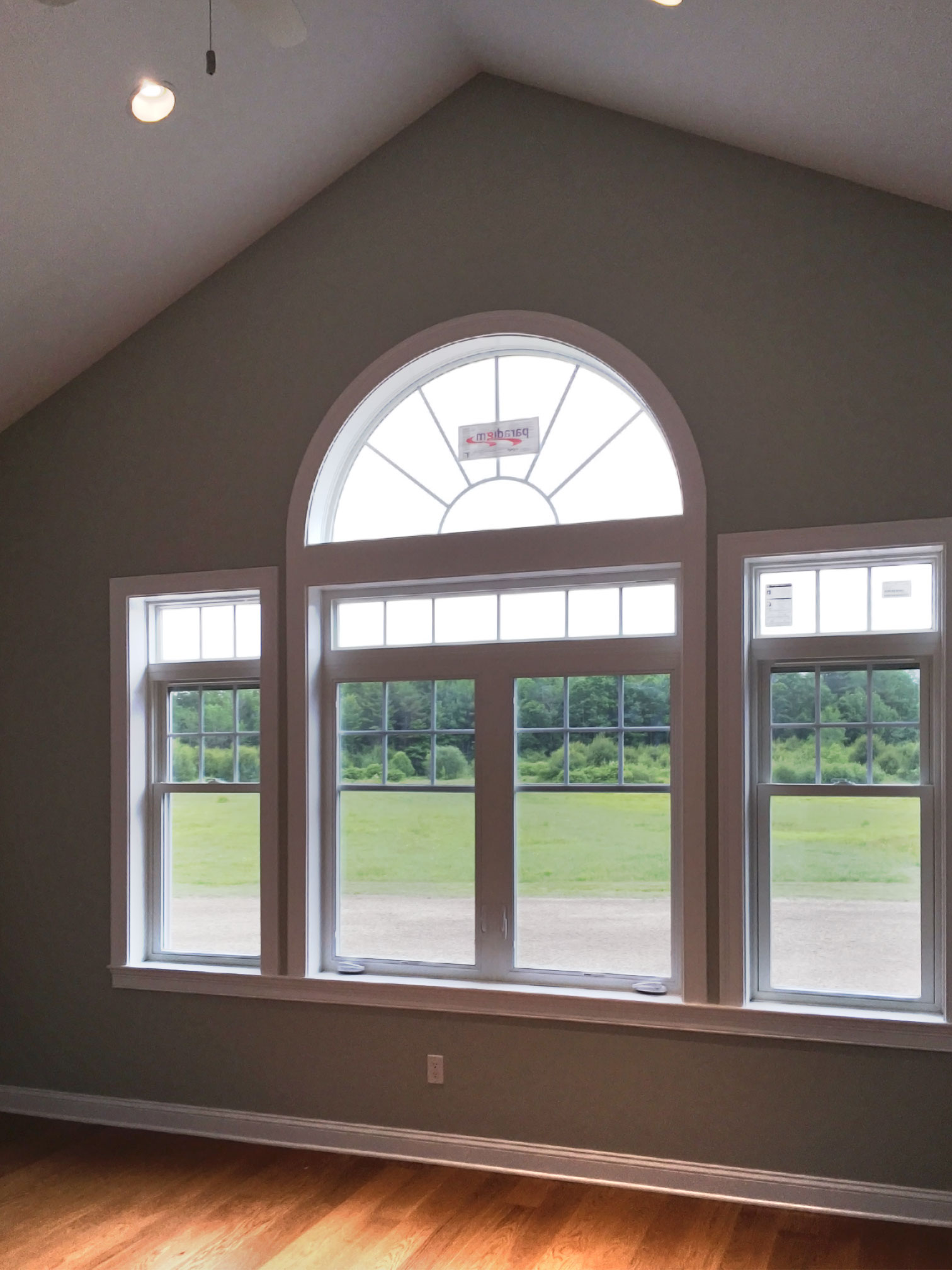 Arundel Residence Interior Master Windows