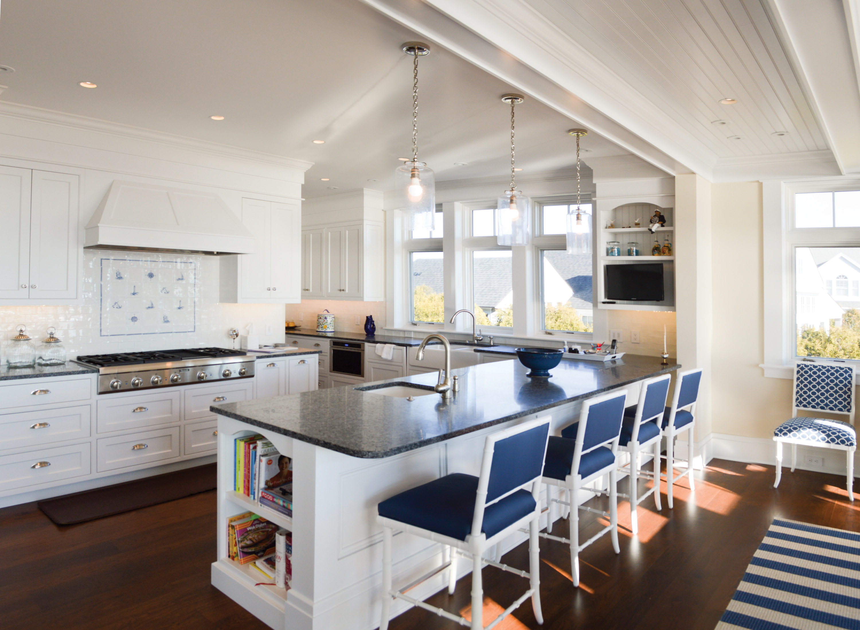 Gallery Custom Kitchen Construction In Southern Maine Douston Construction