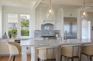 Kitchen, Custom Home Construction in Southern Maine